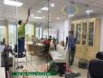Công trình cửa nhôm cửa vách kính cường lực tại Yên Nghĩa