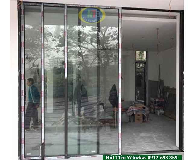 Cửa nhôm Xingfa hệ cửa sổ mở lùa